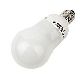 Sylvania CFL Mini Lynx GLS Lamp ES 20W