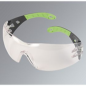 Uvex Pheos Clear Lens Sports Safety Specs Small