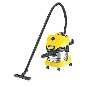 Karcher MV4 1600W 20/12Ltr Wet & Dry Vacuum Cleaner 240V