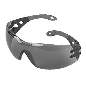 Uvex Pheos Smoke Grey Lens Safety Specs