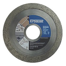 Erbauer Diamond Tile Blade 105mm