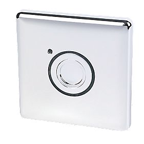 2 Wire Master Touch Activated Timer Chrome