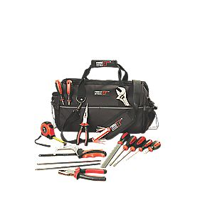 Forge Steel Tool Kit 23Pcs