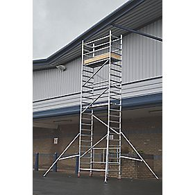 Lyte LIFT5.1 Folding Work Tower System 5.1m Platform
