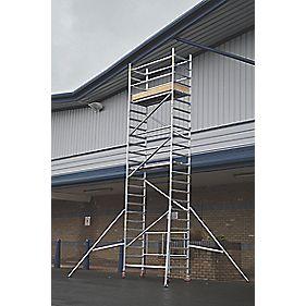 Lyte LIFT5.1 Folding Work Tower System 5.1m