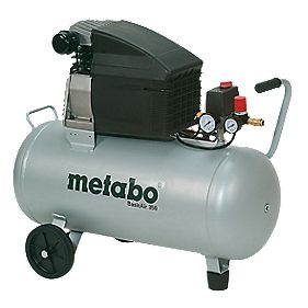 Metabo Basic Air 350 50Ltr Air Compressor 230V