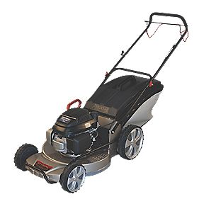 SP190AL 48cm 3.5hp Self-Propelled Rotary Petrol Lawn Mower
