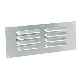 Map Vent Louvre Vent Silver 76mm x 229mm