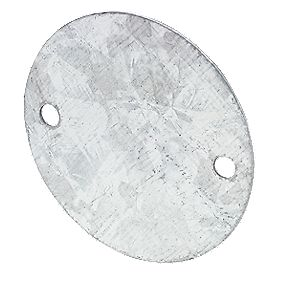 Galvanised Box Lids Pack of 5