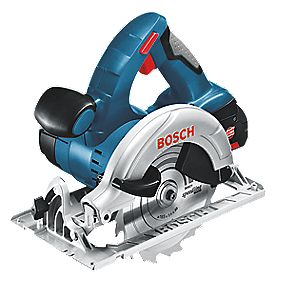 Bosch GKS 18 V-LI 165mm 3Ah Li-Ion Cordless Circular Saw 18V
