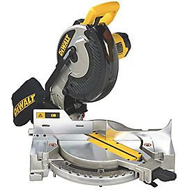 Dewalt DW713XPS-LX 250mm Mitre Saw 110V
