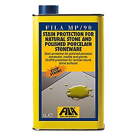Fila MP90 Stain Protection for Natural Stone & Polished Porcelain 1Ltr