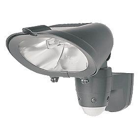 LAP IQ-NALP-180-150-E-D-GR PIR Hi-Lo Floodlight Graphite 230V 120W 2250Lm