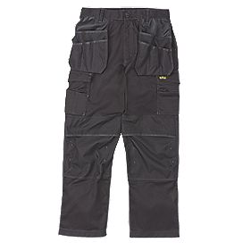 "Site Hound Holster Trousers Black 38"" W 32"" L"