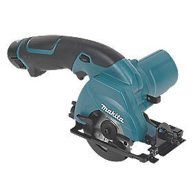 Makita HS300DWE 85mm 1.3Ah Li-Ion Cordless Circular Saw 10.8V