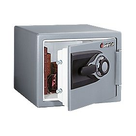 Sentry Safe 22.8Ltr Combination Fire Safe Small 415 x 491 x 348mm