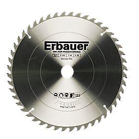 Erbauer TCT Circular Saw Blade 48T 300x30mm