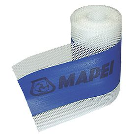 Mapeband Joint Tape White / Grey 120mm x 5m