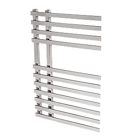 Reina Felino Vertical Designer Radiator Chrome 775 x 500mm 1238BTU
