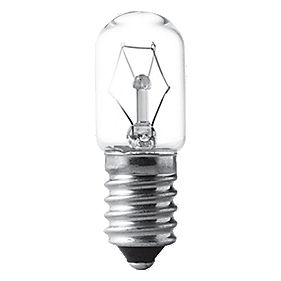Sylvania Incandescent Pygmy Fridge Lamp SES 85Lm 15W