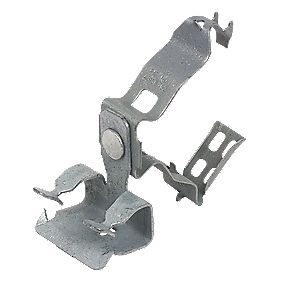 Horizontal Beam Mounting Clips 25mm Pack of 5