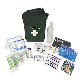 Aerokit BS 8599 Travel First Aid Kit In Bag