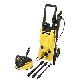 Karcher K3.550 & T250 HPC 120bar Pressure Washer 1.8kW 240V