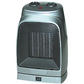 KPT-0918F Freestanding Ceramic Heater 1800W