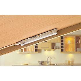 Sylvania White Cabinet Strip Light T5 8W