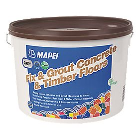 Mapei Fix & Grout Concrete & Timber Grey 15kg