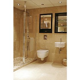 Aquadry Wetroom Screen