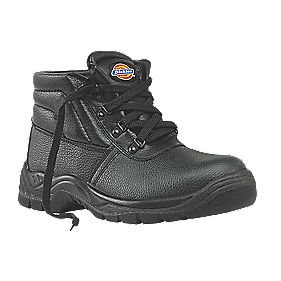 Dickies Redland Super Safety Boots Black Size 10