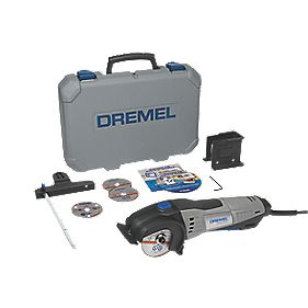 Dremel DSM20 710W Compact Saw Kit 240V