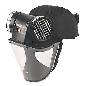 JSP Powercap Active Universal Plug 8hr Respiratory Protection Li-Ion