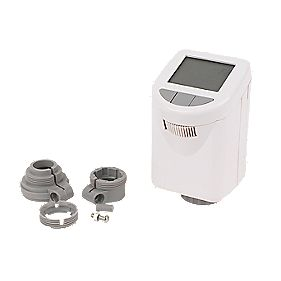 Terrier i-temp i30 Programmable Thermostatic Radiator Valve