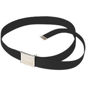 MASCOT GIBRALTAR BELT BLACK ON SIZE