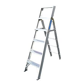 Lyte Multipurpose Ladder 6 x 4 Tread 2.55m