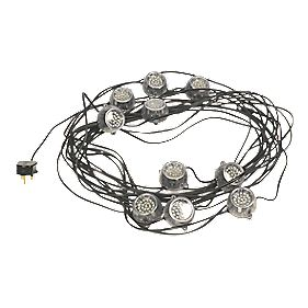 Defender LED Festoon Work Light String 240V