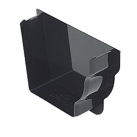 Ogee Style 90° Internal Stop End LH