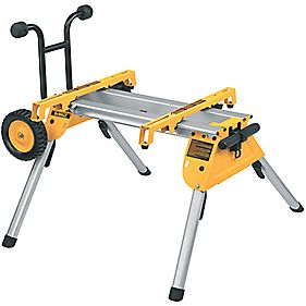 DeWalt DE7400-XJ Heavy Duty Rolling Saw Workstation