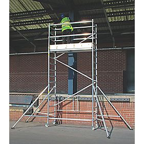 Lyte LIFT3.1 Folding Work Tower System 3.1m Platform