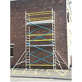 Lyte HL42SW25 Frame Tower 4.2m Platform Height 2.5m Length Single Width