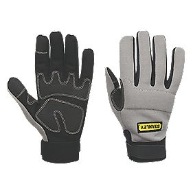 Stanley Performance Performance Full Hand Gloves Grey Large