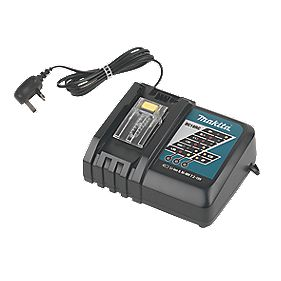 Makita DC18RC Li ion Battery Charger 7 2V 18V