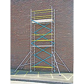 Lyte HL42SW18 Frame Tower 4.2m Platform Height 1.8m Length Single Width