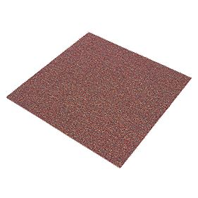 Heuga Saturn Commercial Weight Carpet Tiles Gravel 20 Pack