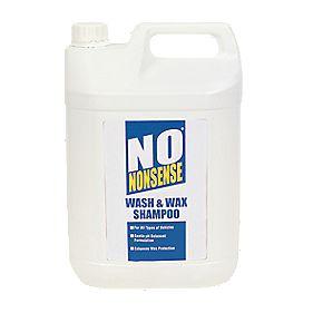 No Nonsense Wash & Wax Shampoo 5Ltr