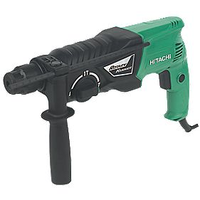 Hitachi DH24PX/J2 2kg SDS Plus Hammer Drill 110V