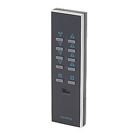 Switch & Socket Remote Control with Li-Ion Power Black