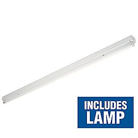 LAP Switch Start High Power Factor Standard Batten 1 x 58W Lm 5ft (1.53m)
